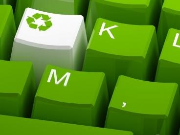 زاد التوظيف في الصناعة الخضراء بهدوء شديد
