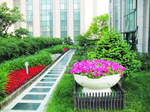 نظم السقف الأخضر السكنية