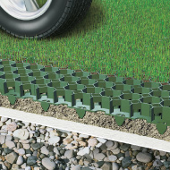 Lawn Grid – Great Choice for Parking