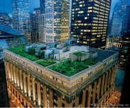 Green roofs prospects and market research