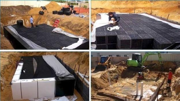 地下雨水収穫システムソリューションをお探しですか?