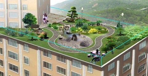 2015 Roof Garden Design Ideas