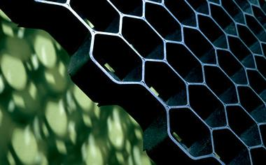 Plastic Grass Pavers Keep the Natural Flow of Your Lawn