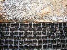Jordstabiliseringsnätet är det bästa valet för muddy paddock-lösningar