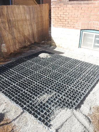 كيف يعمل الأرضيات الأرضيات الشبكة؟