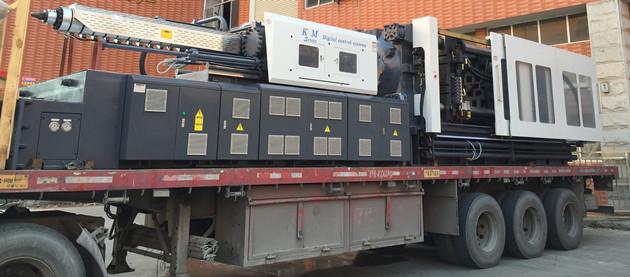 injection molding machine for rainwater harvesting modular production(1)
