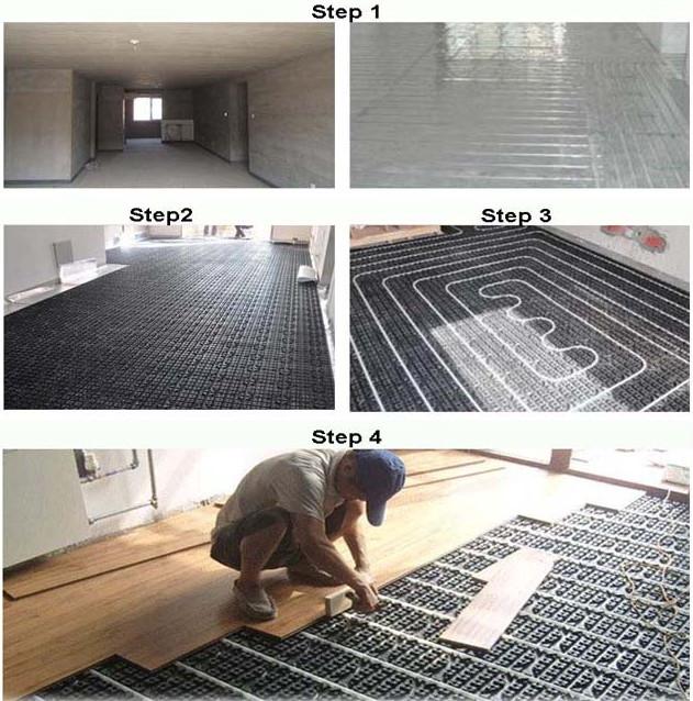 kroki instalacji