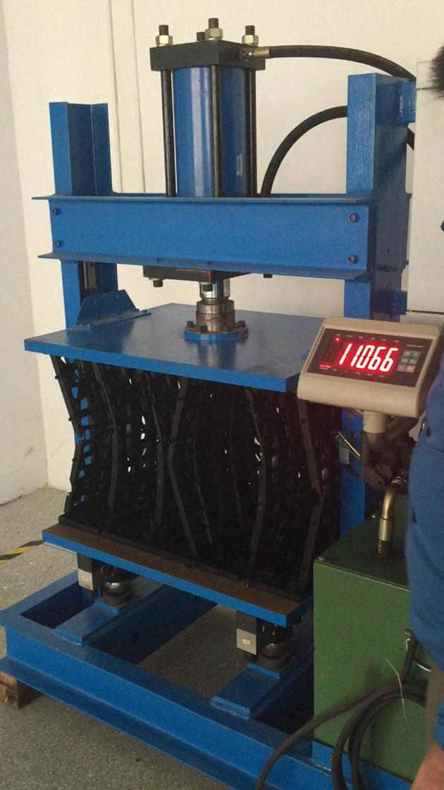 compressive pression machine