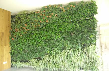 Vertical Greening의 미래는 무엇입니까?