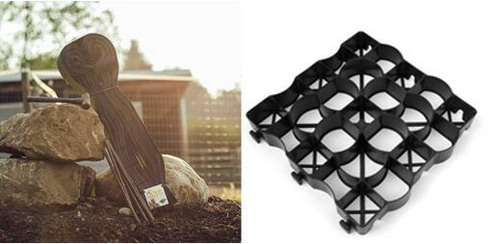 Hur skiljer sig GS Hoof Grid från flexibelt plastnät?