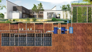 Underground Water Tank, Modular Rainwater Tanks