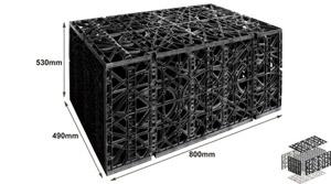 Rainwater Harvesting Module, Modular Storage Tanks