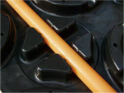 Módulo de calefacción hidrónica, sistema de módulo de calefacción Hydronic, calefacción de piso