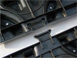 Гидравлический нагревательный модуль, система гидродинамического нагрева, напольное покрытие