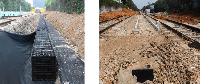 GSTanks fall: Infiltreringssystem av Xiamen Railway Cultural Park