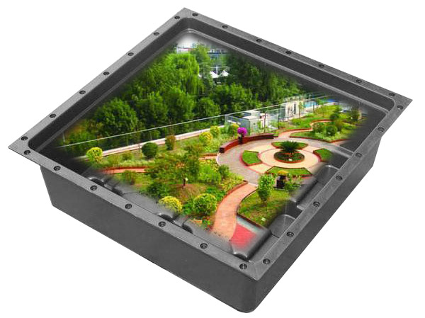 How to Ensure the Green Roof Trays Has Organized Drainage System?