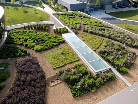Three Types of Green Roof