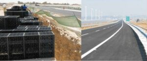 빗물 수집 및 도로 조경 설계의 활용