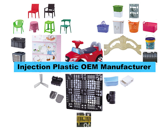 Injection Plastic Products OEM Manufacturer in China
