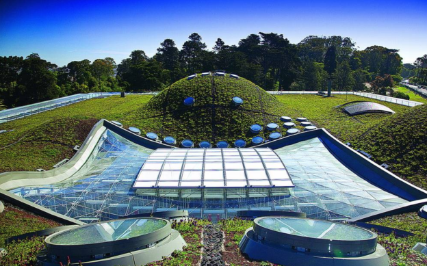 """The Greenest Museum""-California Academy of Sciences"