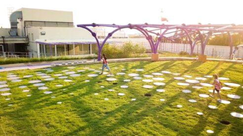 Jardin de guérison Ramathibodi