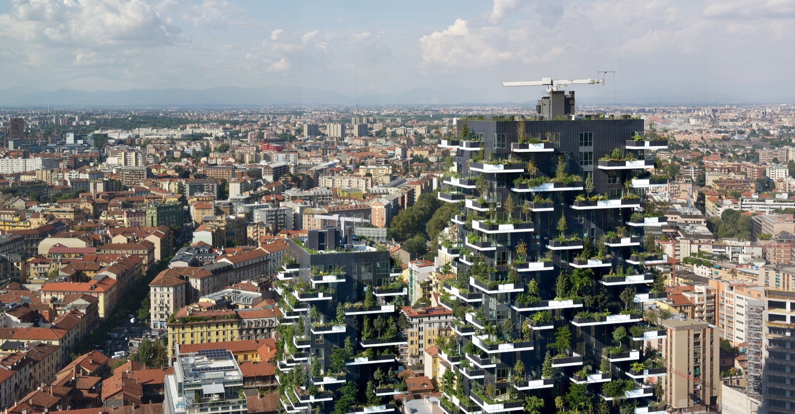 Bosco Verticale in Milan