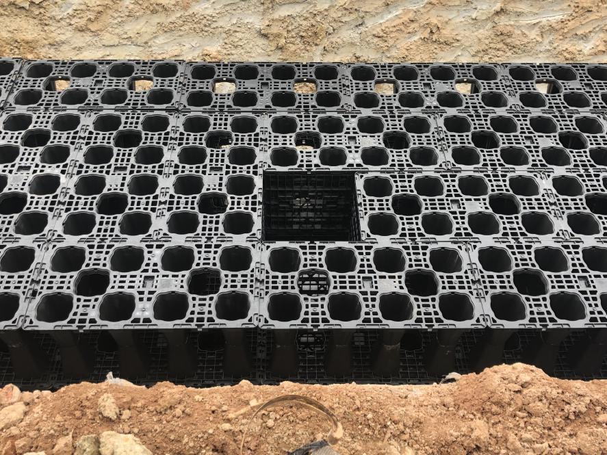 Application of Rainwater Harvesting Modular